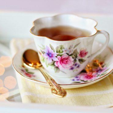 A teáscsésze