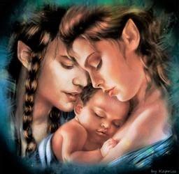 A spirituális család